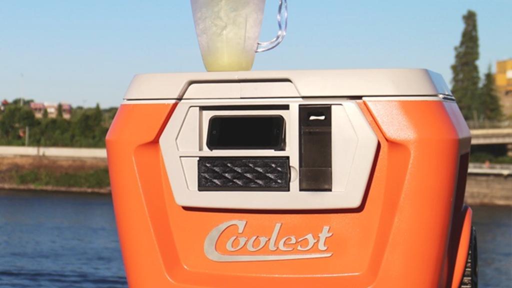 Kickstarter failure Coolest cooler