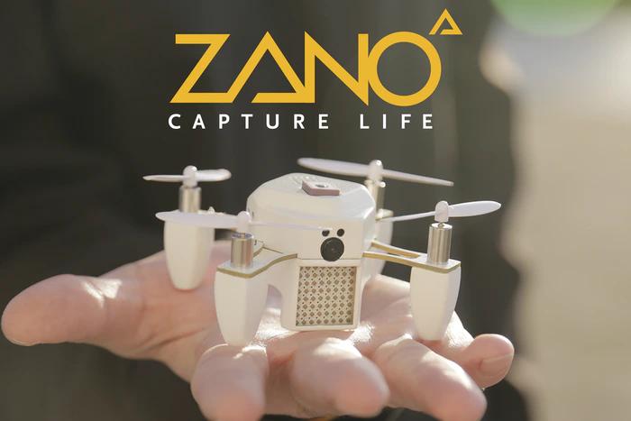 Kickstarter failure Zano