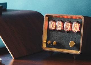 retio retro design alarm