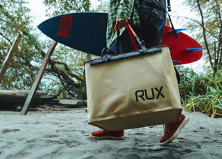rux foldable bag for tools