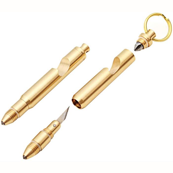 self defense keychain bottle opener keychain