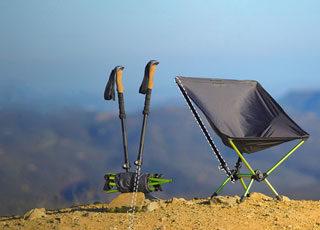 trekchair traveler chair outdoors