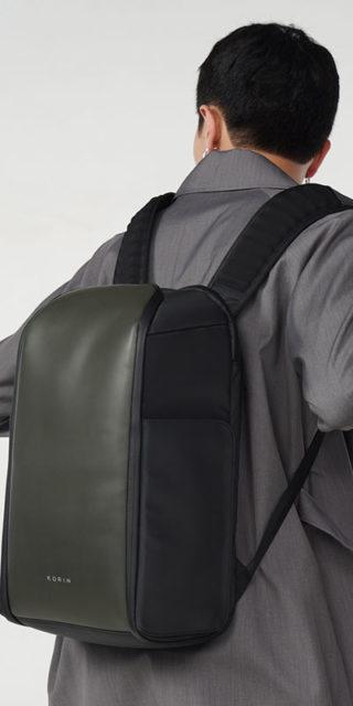 flip pack waterproof backpack